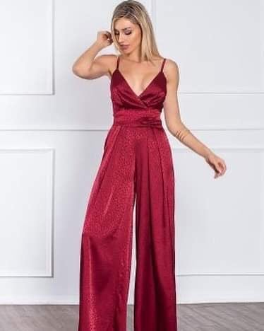 Ολόσωμη φόρμα μπορντό 503033200