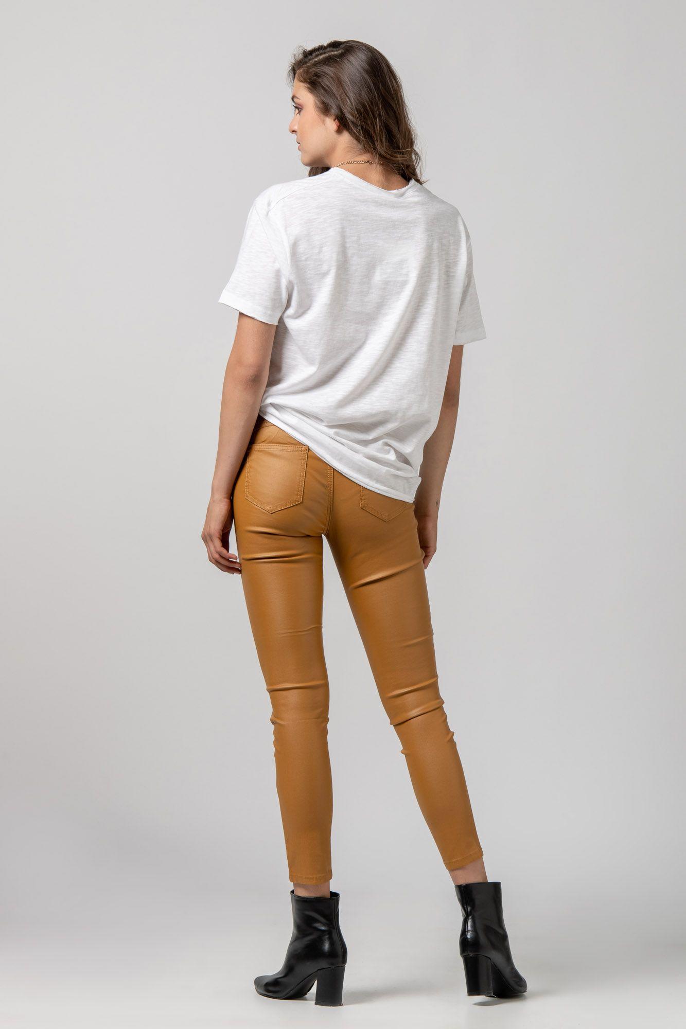 "T-shirt ""PATHOS"" λευκό 1002410-2"