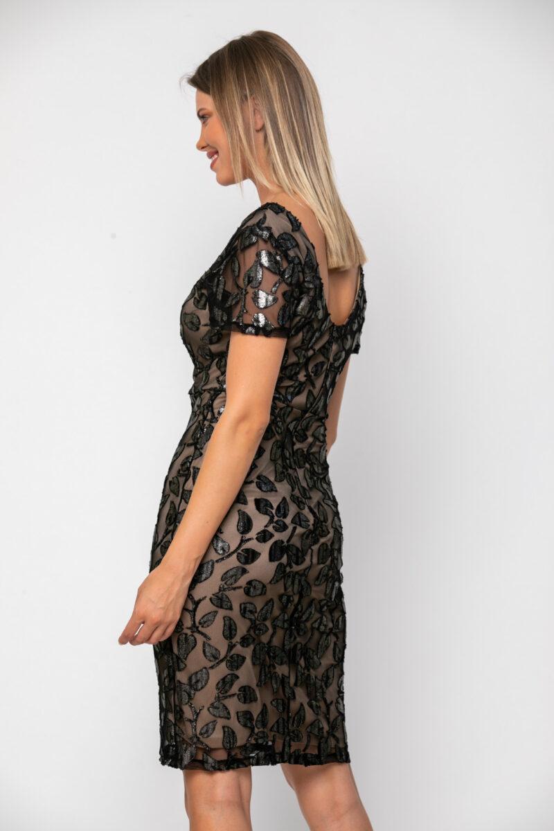 Φόρεμα cocktail midi 21112352