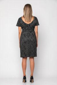 Φόρεμα μπροκάρ κρουαζέ 21112368
