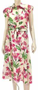 Σέτ πουκάμισο φούστα floral 3324-1